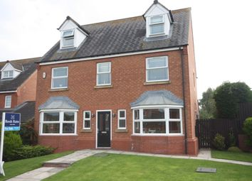 Thumbnail 5 bedroom detached house for sale in Campion Drive, Guisborough