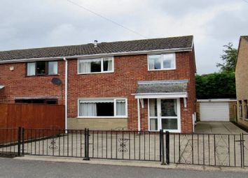 Thumbnail 3 bed semi-detached house to rent in Mulberry Close, Keelby