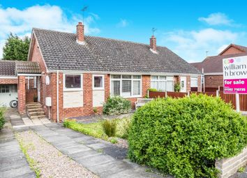 Thumbnail 3 bed semi-detached house for sale in Lilac Grove, Bawtry, Doncaster