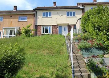 Thumbnail 2 bed terraced house for sale in Carradale Road, Austin Farm, Plymouth