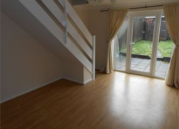 Thumbnail 1 bed end terrace house to rent in Pant Yr Helyg, Fforestfach, Swansea
