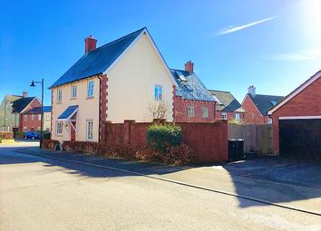 Thumbnail 3 bed detached house for sale in Coles Crescent, Shaftesbury