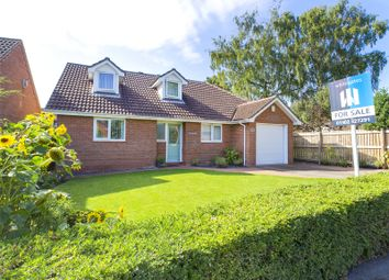 Thumbnail 3 bedroom bungalow for sale in Parklands Close, Rossington, Doncaster, South Yorkshire