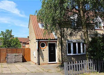 Thumbnail 2 bed semi-detached house for sale in Shires Orchard, Croxton Kerrial, Grantham