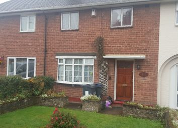 Thumbnail 2 bedroom terraced house to rent in Heathway, Birmingham