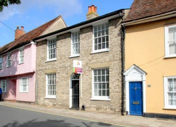 Thumbnail 3 bed town house for sale in Gainsborough Street, Sudbury