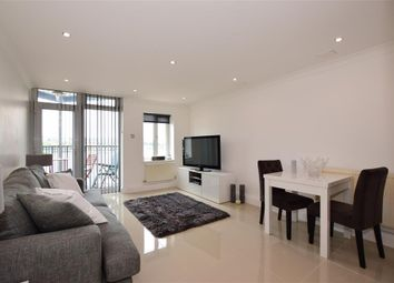 Thumbnail 1 bed flat for sale in Valetta Way, Rochester, Kent