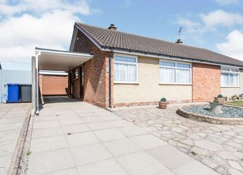 Thumbnail 2 bed bungalow for sale in Henhurst Ridge, Burton On Trent, Staffordshire