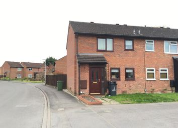 Thumbnail 3 bedroom semi-detached house to rent in The Moors, Thatcham