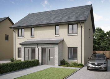 Thumbnail 2 bedroom semi-detached house for sale in Peregrine Drive, Inverurie