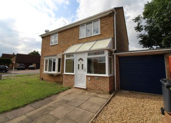 Thumbnail 4 bed detached house for sale in Tantallon Court, Longthorpe