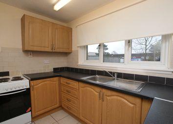 Thumbnail 1 bedroom flat to rent in Mallard Crescent, East Kilbride
