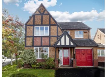 Thumbnail 4 bed detached house for sale in Vashon Close, Ludlow