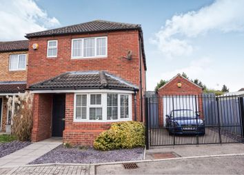 Thumbnail 3 bed semi-detached house for sale in Blooms Court, Bury St. Edmunds