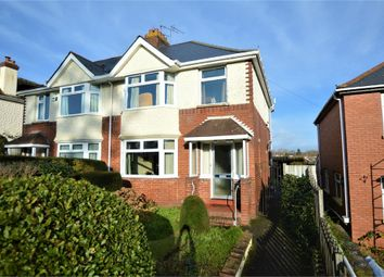3 bed semi-detached house for sale in East Wonford Hill, Heavitree, Exeter, Devon EX1