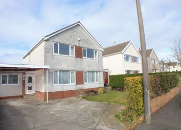 Thumbnail 4 bed detached house to rent in Wellfield Road, Bishopston, Swansea
