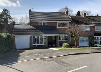 Frobisher Drive, Swinnerton, Stone ST15. 4 bed detached house
