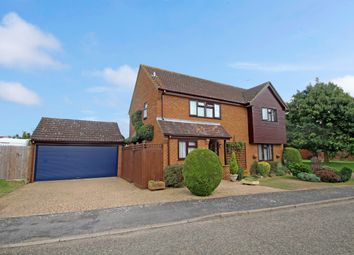 Thumbnail 4 bed detached house for sale in Shakespeare Road, Stowmarket