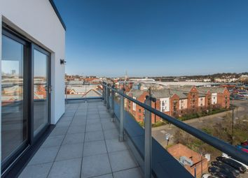Thumbnail 2 bedroom flat for sale in 62 Bridgemaster Court, Wherry Road, Norwich
