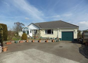 Thumbnail 3 bed detached bungalow for sale in Derril, Pyworthy, Holsworthy