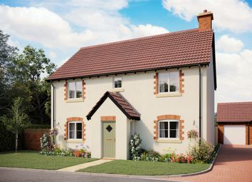 Thumbnail 4 bed detached house for sale in The Paddocks, Tytherington, South Gloucestershire