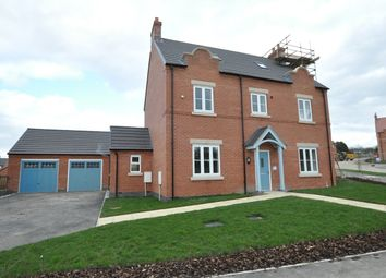 Thumbnail 5 bed detached house for sale in Measham Road, Swadlincote