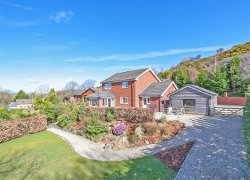 Thumbnail 4 bed detached house for sale in Penarth Drive, Crossgates, Llandrindod Wells
