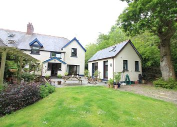 Thumbnail 4 bed semi-detached house for sale in The Rhos, Haverfordwest, Pembrokeshire.