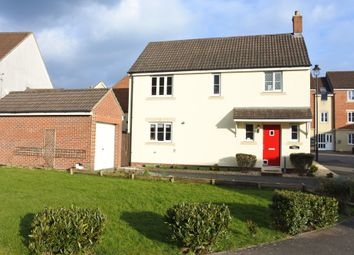 Thumbnail 3 bed detached house for sale in Otter Springs, Gillingham