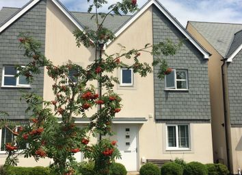 Thumbnail 3 bedroom semi-detached house for sale in Olympic Way, Plymouth