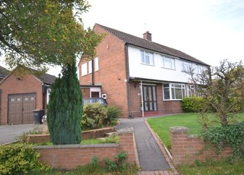 Thumbnail 3 bed semi-detached house for sale in Tavistock Crescent, Newcastle-Under-Lyme
