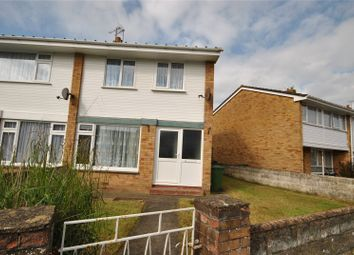 Thumbnail 3 bed end terrace house to rent in Babbages, Bickington, Barnstaple