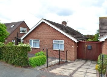 Thumbnail 2 bed detached bungalow for sale in Edale Close, Allestree, Derby