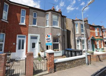 Thumbnail 3 bed semi-detached house for sale in Waverley Road, Westbrook, Margate