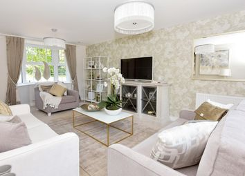 "Thumbnail 4 bed detached house for sale in ""Eden"" at Welland Close, Burton-On-Trent"