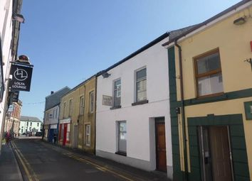 Thumbnail 2 bed flat to rent in Water Street, Carmarthen, Carmarthenshire