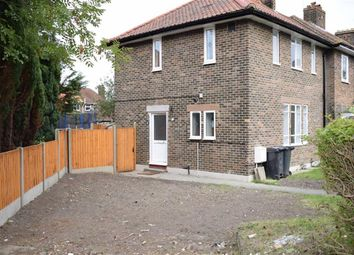 Thumbnail 3 bed end terrace house to rent in Brookehowse Road, London