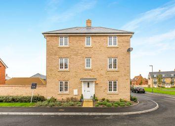 Thumbnail 4 bedroom end terrace house for sale in Furze Drive, Romsey