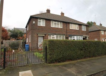 Thumbnail 3 bedroom semi-detached house for sale in Shelley Road, Swinton, Manchester