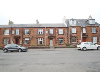 Thumbnail 1 bed flat for sale in 19, Fullarton Street, Ground Left, Kilmarnock