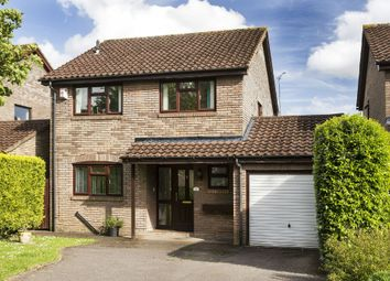 Thumbnail 4 bed detached house to rent in Thanington Way, Earley, Reading