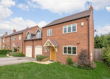 Thumbnail 3 bed link-detached house for sale in Hereburgh Way, Harbury, Leamington Spa, Warwickshire
