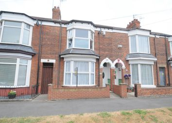 Thumbnail 3 bed terraced house for sale in 19 Telford Street, Hull, East Riding Of Yorkshire