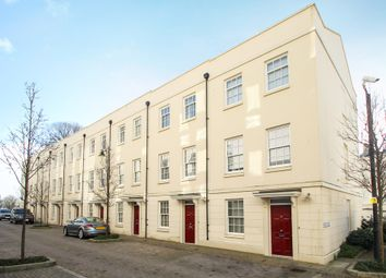 Thumbnail 4 bedroom terraced house for sale in Charles Darwin Road, Plymouth
