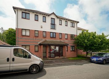 Thumbnail 1 bed flat for sale in St. Michaels Close, Plymouth