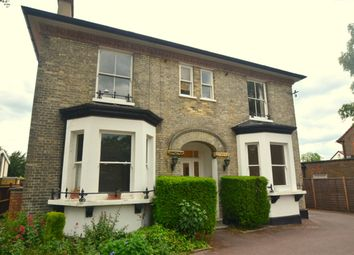 Thumbnail 2 bed flat to rent in Worple Road, Epsom, Surrey