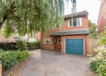 Thumbnail 4 bed detached house for sale in Bow Bank, Longworth, Abingdon, Oxfordshire