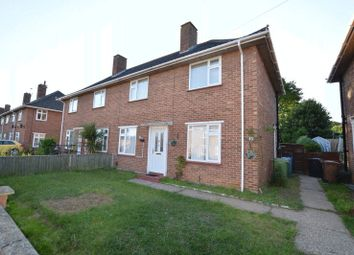 Thumbnail 3 bedroom semi-detached house for sale in Coleburn Road, Norwich