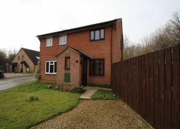 Thumbnail 2 bed semi-detached house to rent in Matley Moor, Liden, Swindon