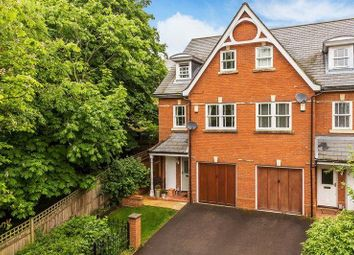 Thumbnail 4 bed town house to rent in Sells Close, Guildford, Surrey